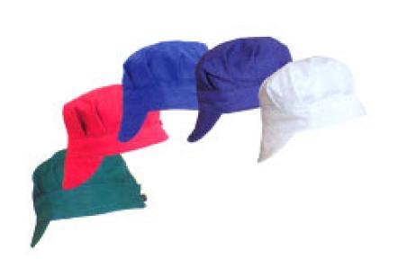Pracovní čepice keprová s kšiltem