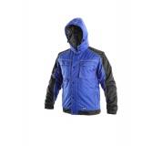Pracovní zimní bunda IRVINE modrá