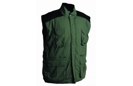 Pracovní vesta DAVIDA (DANNY) zelená