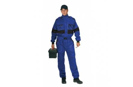 Pracovní kombinéza LUX Robert modro-černá