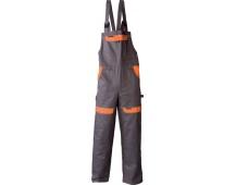 Pracovní kalhoty lacl COOL TREND šedé dámské
