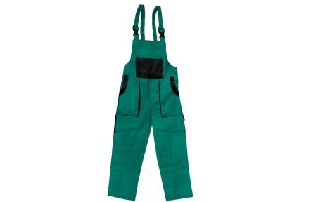 ZIMNÍ pracovní kalhoty lacl LUX MARTIN zelené