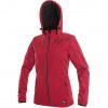 Softshellová bunda dámská PAGE, červená