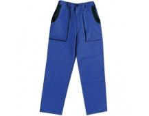 Pracovní kalhoty do pasu LUX JOSEF modré