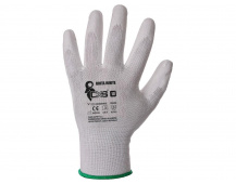 Pracovní rukavice BRITA WHITE