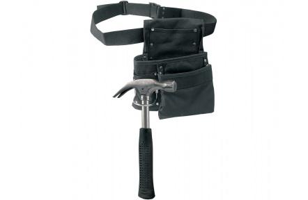 Hřebíčenka MAT textilní, 1-kapsová s opaskem