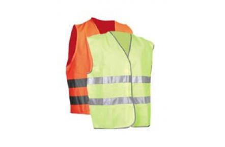 Reflexní vesta žlutá/oranžová
