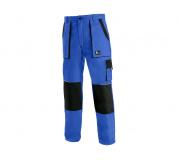 Pracovní kalhoty CXS LUXY Josef, modro-černé