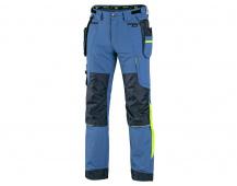 Kalhoty CXS NAOS, pánské, modro-modré