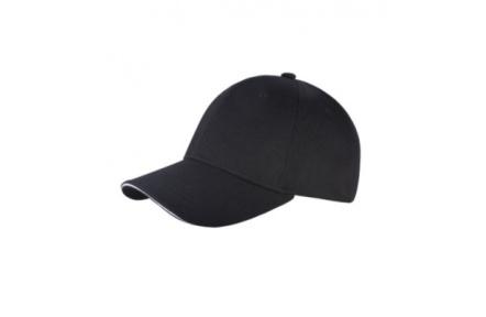 Kšiltovka COOL comfort, černá