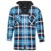 Flanelová košile ZIMNÍ JONAH, modrá