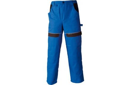 Pracovní kalhoty COOL TREND modré dámské