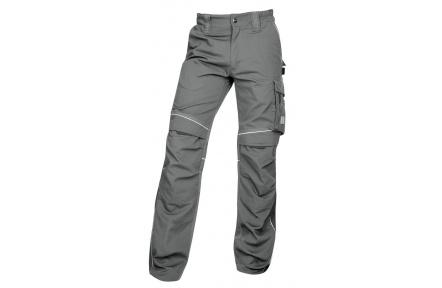 Pracovní kalhoty do pasu URBAN+ světle šedé