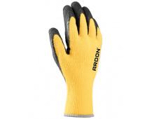 Zateplené pracovní rukavice PETRAX Winter