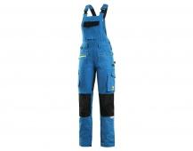 Pracovní kalhoty lacl CXS STRETCH, dámské, středně modré