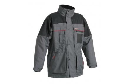Pracovní zimní bunda ULTIMO šedá