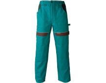 Pracovní kalhoty COOL TREND zelené