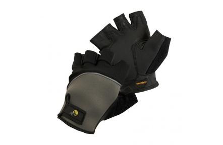 Pracovní rukavice bez prstů FUSCUS