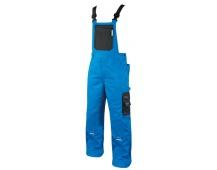 Pracovní kalhoty 4TECH s laclem modré