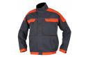Pracovní blůza COOL TREND šedo-oranžová