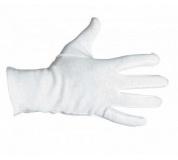 Pracovní rukavice KITE bílé