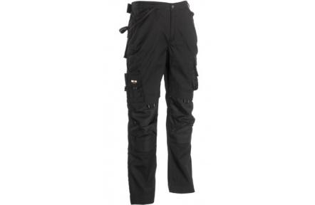 Pracovní kalhoty HEROCK Dagan černé