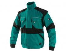 Blůza CXS LUXY HUGO, zimní, zeleno-černá