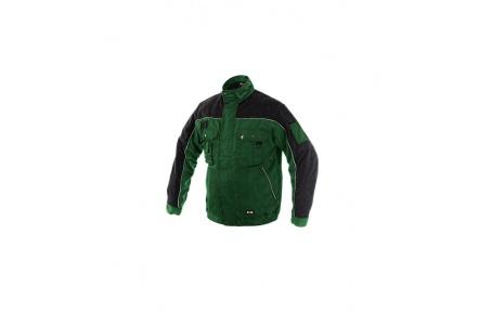 Pracovní bunda ORION zelená