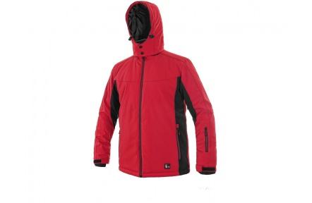 Zimní bunda VEGAS pánská, červená