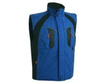 Pracovní vesta zateplená NYALA modrá