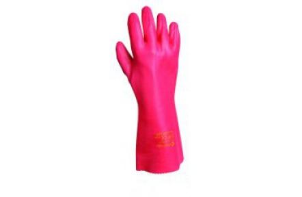 Pracovní rukavice STANDARD červené