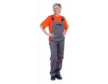 Pracovní kalhoty s laclem DESMAN LADY