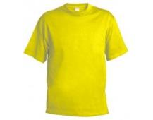 Triko bavlněné Xfer 190, žluté