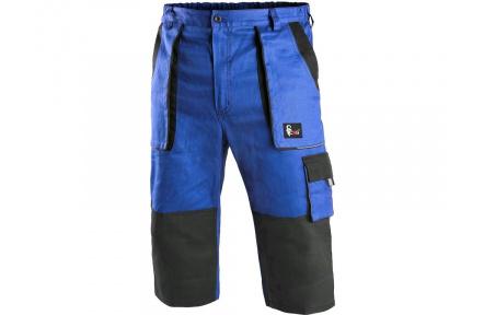 Kalhoty 3/4 CXS LUXY Patrik, modro-černé