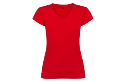 Triko dámské VICTORIA, červené