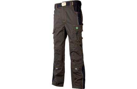 Pracovní kalhoty do pasu VISION tarmac