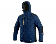 Zimní bunda BALTIMORE pánská, tmavě modro-černá