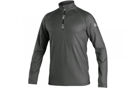 Mikina/tričko CXS Malone, šedé, pánské