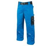 Pracovní kalhoty 4TECH do pasu modré