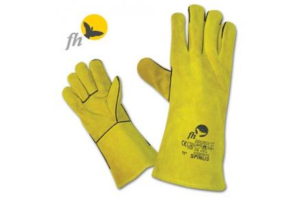 Svářecí rukavice SPINUS FH KEVLAR