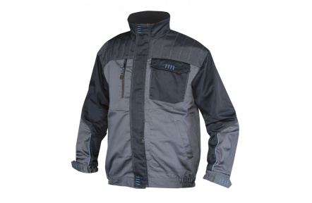 Pracovní bunda 4TECH šedá