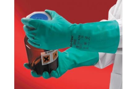 Antistatické rukavice SOL-VEX 37-676