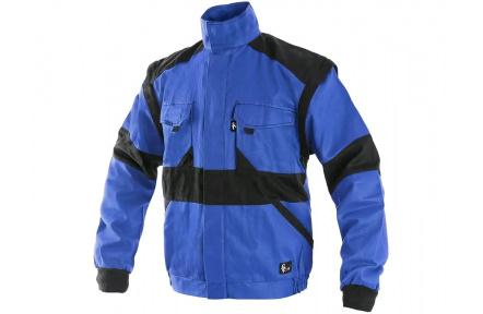 Blůza CXS LUXY HUGO, zimní, modro-černá