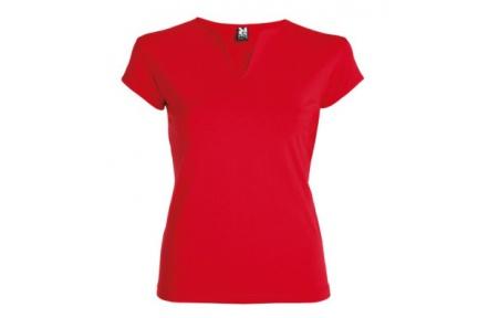 Triko dámské BELICE, červené
