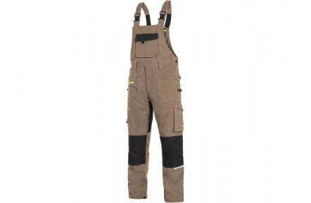 Pracovní kalhoty lacl CXS STRETCH, béžové