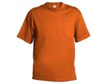 Triko bavlněné Xfer 190, oranžové