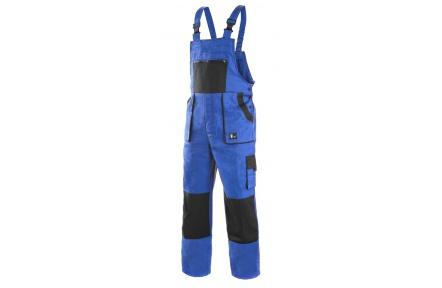 Pracovní kalhoty lacl LUXY ROBIN, 194cm, modro-černé