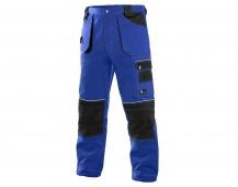 Pracovní kalhoty ORION TEODOR modré