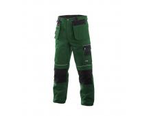 Pracovní kalhoty ORION TEODOR zelené
