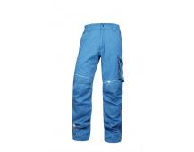 Letní kalhoty do pasu SUMMER, modré